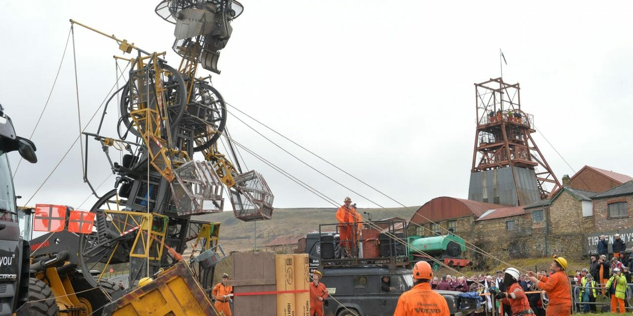 The Man Engine | Wales 2018