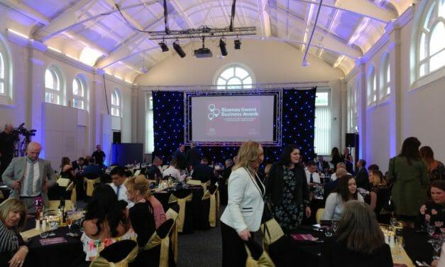 Blaenau Gwent Business Awards